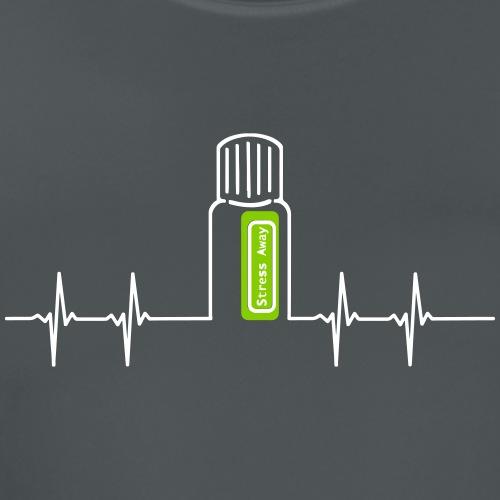stress away heartbeat