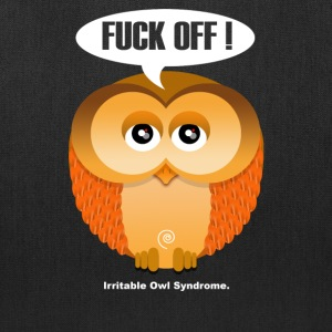 IRRITABLE OWL Bags & backpacks - Tote Bag