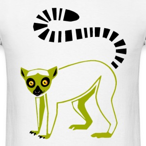 Lemur - Men's T-Shirt