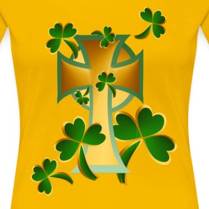 Happy St. Patrick's Day to you! - Women's Premium T-Shirt