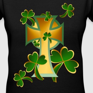 Happy St. Patrick's Day to you! - Women's V-Neck T-Shirt