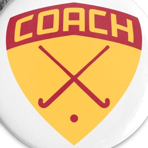 Field Hockey Coach Shield