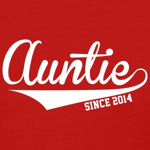 Auntie Since 2014 - Women's T-Shirt