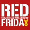 Red Friday Remember Everyone Deployed - Women's T-Shirt