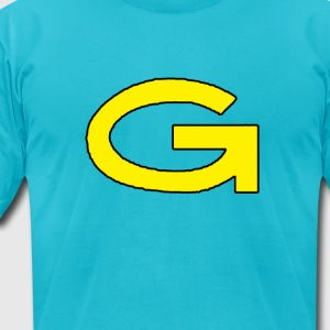 Gary T-Shirts - Men's T-Shirt by American Apparel