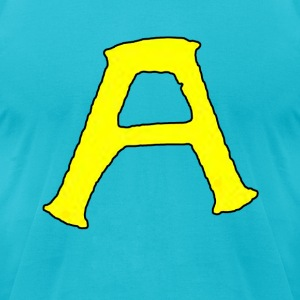 Ace T-Shirts - Men's T-Shirt by American Apparel