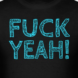 F Yeah copy.png T-Shirts - Men's T-Shirt