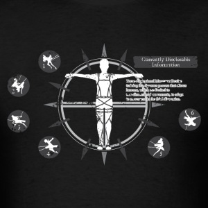 3D Maneuver Gear (Attack On Titan) T-Shirts - Men's T-Shirt