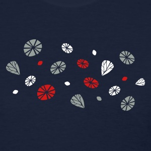Retro wallpaper in three colors - Women's T-Shirt