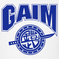 Design ~ Mens Team Gaim Tee
