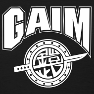 Design ~ Womens Team Gaim Black Tee