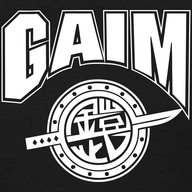 Womens Team Gaim Black Tee