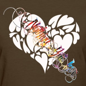 NOTHING BUT LOVE - Women's T-Shirt