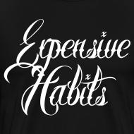 Design ~ Expensive Habits [f crown on back]