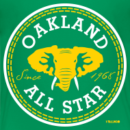 Design ~ Oakland All Star - Kids Tee
