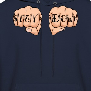 Corey Graves - Stay Down - Men's Hoodie