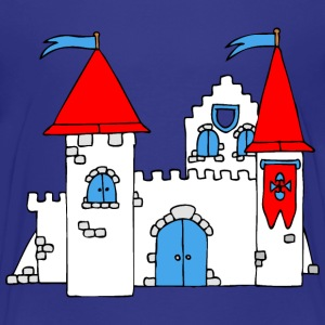 Medieval Castle Baby & Toddler Shirts - Toddler Premium T-Shirt