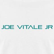 Design ~ Joe Vitale Jr T-Shirt (Clean Room White)