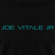 Design ~ Joe Vitale Jr T-Shirt (Dark Matter Black)