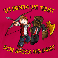 Design ~ BenjaBacca T-Shirt (F)
