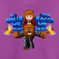 Design ~ BaccaBenja Kids T-Shirt