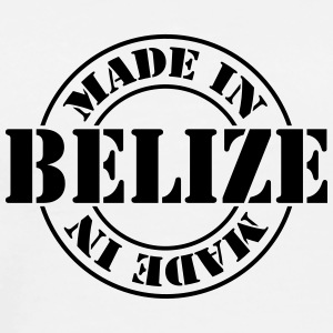 made_in_belize_m1 T-Shirts - Men's Premium T-Shirt