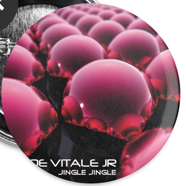 Joe Vitale Jr Jingle Jingle Tour Buttons