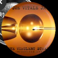 Design ~ Joe Vitale Jr The Virulent Strain Tour Buttons