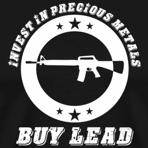 Buy Lead - M16 - Men's Premium T-Shirt