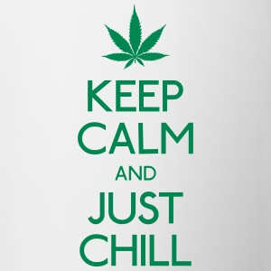 Keep Calm and just chill Bottles & Mugs - Coffee/Tea Mug