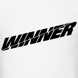 YG WINNER - Black T-Shirts - Men's T-Shirt