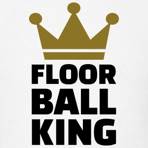 Floorball King T-Shirts - Men's T-Shirt