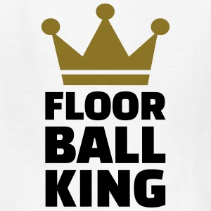 Floorball King Kids' Shirts - Kids' T-Shirt