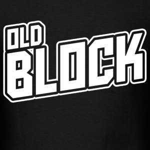 couple chip off the old block - Men's T-Shirt