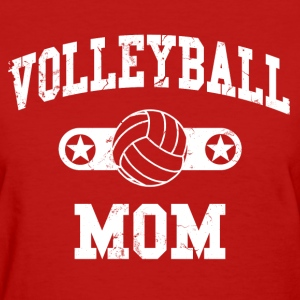 volleyball_mom Women's T-Shirts - Women's T-Shirt