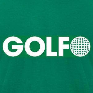 Play Golf T-Shirts - Men's T-Shirt by American Apparel
