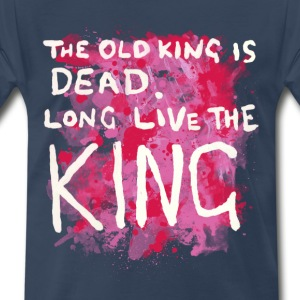 Long Live The King - Men's Premium T-Shirt