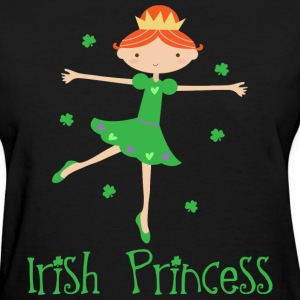 Irish Princess St Patrick's Day Women's T-Shirts - Women's T-Shirt