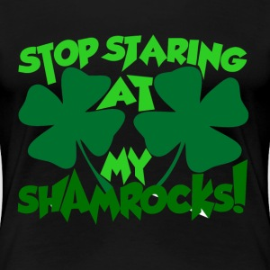 Shamrocks - Women's Premium T-Shirt