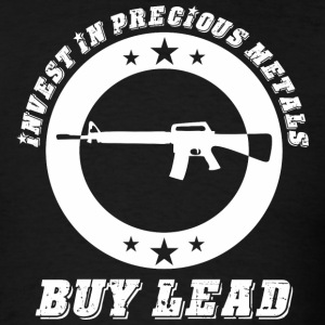 Buy Lead - M16 - Men's T-Shirt
