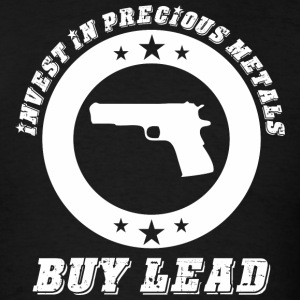 BUY LEAD - PISTOL.png T-Shirts - Men's T-Shirt