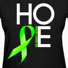 non_hodgkin_lymphoma_hope Women's T-Shirts