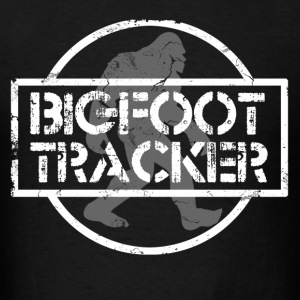 bigfoot_tracker T-Shirts - Men's T-Shirt