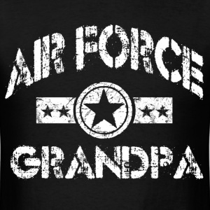 air_force_grandpa T-Shirts - Men's T-Shirt
