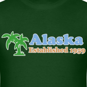 Great Tropical North - Men's T-Shirt