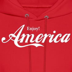 Enjoy America Hoodies