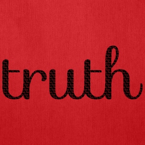 truth and lies Bags & backpacks - Tote Bag