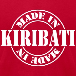made_in_kiribati_m1 T-Shirts - Men's T-Shirt by American Apparel