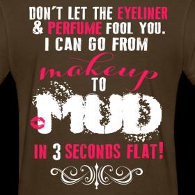 Design ~ MAKEUP TO MUD