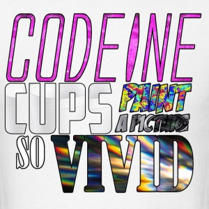 Codeine Cups - Men's T-Shirt